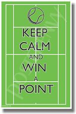 Keep Calm and Win a Point - NEW Classroom Motivational Poster