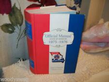 USA Bicentennial Official Manual State Of Mo 1975 1976 James Kirkpatrick