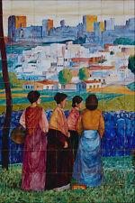 733043Procession Enactment Scene Alcala De Guadaira Seville A4 Photo Print