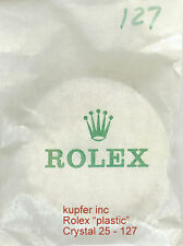 ROLEX FACTORY SEALED RARE 1680 SUBMARINER 127 CRYSTAL NEW!!!