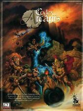 CODEX ARCANIS PCI 1101 EXC+! Fantasy Campaign Setting Dungeons & Dragons D&D