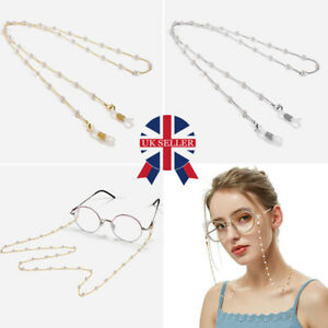 Eye Glasses Spectacles Sunglasses Eyewear Chain Lanyard Necklace Holder Cord W