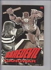 LOT DE 2 DAREDEVIL TRADEPAPERBACK : GANG WAR & MARKED FOR DEATH (FRANK MILLER)