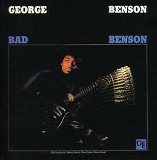 George Benson - Bad Benson [New CD]