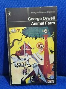 Animal Farm: A Fairy Story (Modern Classics) by George Orwell, Paperback Book