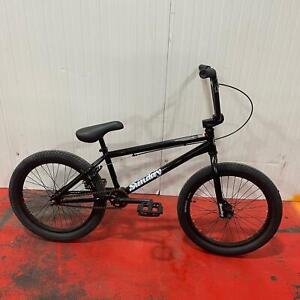 "Sunday Scout BMX Bike - Gloss Black / 20.75"" (Ex Display) RRP £419.99"