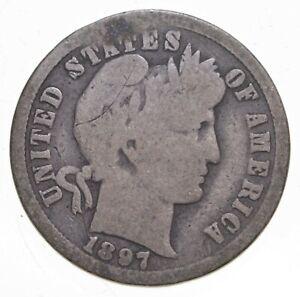 1897-O Barber Dime - Walker Coin Collection *128