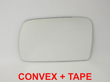 Wing Door Mirror Glass For BMW X5 e53 1999-2006 Convex left side stick-on #B009