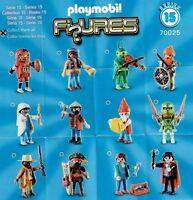 Playmobil 70025 Figuren Figures Serie 15 Boys - neuwertig