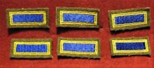 USA: Presidential Citation badge - given to the PPCLI in Korea - Dealer lot of 6