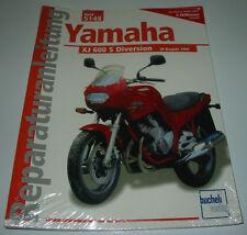 Reparaturanleitung Yamaha XJ 600 S Diversion ab Baujahr 1992 Bucheli NEU!