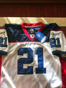 Buffalo Bills #21 Willis McGahee Reebok Jersey, Size 52, NEW