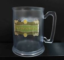 BUTTERBEER PLASTIC MUG CUP WIZARDING WORLD HARRY POTTER #LK9