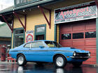 1971 Mercury Comet GT 1971 Mercury Comet GT 60657 Miles Blue American Muscle Car Select Automatic