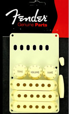 NEW KIT STRAT FENDER accessoires aged white 0991368000 pour guitare stratocaster