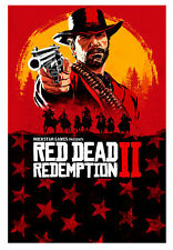 Red Dead Redemption 2 - Standard Edition (Xbox One, 2018)