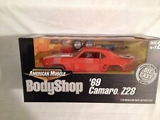 Ertl American Muscle   '69 Camaro Z28   Body Shop   1/18