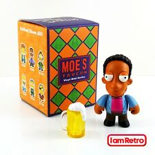 Carl - Moe's Tavern Mini Series The Simpsons  by Kidrobot Brand New