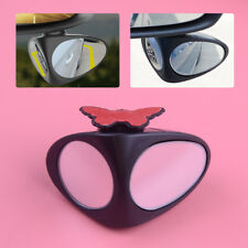 Car Right Blind Spot Mirror Wide Angle 360 Rotation Adjustable Convex Rear View
