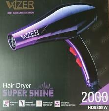 Premium Haarföhn Haar Trockner Föhn Haartrockner 2000 Watt Stylingdüse Haarfön