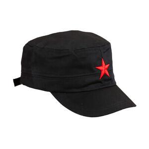 Basecap roter Stern Che Guevara Baseball Kappe Schirmmütze Kuba Mütze Base Cap