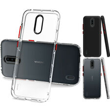 FOR NOKIA 2020 PHONES MODELS CLICK SURGE RUGGED SLIM HYBRID CASE COVER+STYLUS
