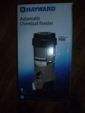 NEW Hayward CL200 In-Line Automatic Pool Chlorinator Feeder with Mounting Base