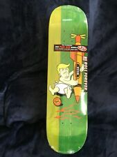 Real Skateboards Big Baby Trump MOAB crayon deck  - New, Rare!