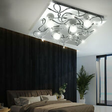 Wohnzimmer Decken Lampe Bad Schlafzimmer Flur Kugel Bad Leuchte 1600 Lumen Licht