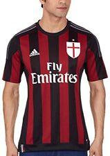 Adidas Maglia da Calcio AC Milan Rosso/nero Taglia XXL