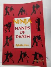NINJA HANDS OF DEATH By Ashida Kim