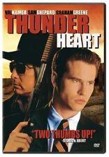 THUNDERHEART Thunder Heart Val Kilmer DVD NEW