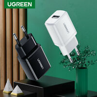 Ugreen 10.5W Universal USB Charger Phone Travel Wall Charger Adapter for iPhone