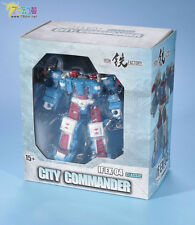 Iron Factory IF-EX04C -G1 classic colour  City Commander,In stock!