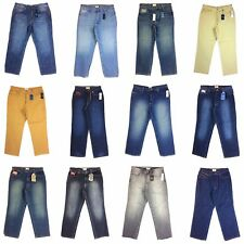 Vintage Enyce Design Men's New Jean, Old school Baggy Styles Assorted, Group [5]