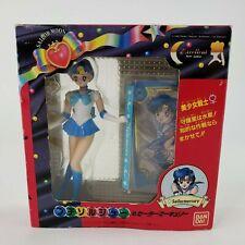 Bandai Sailor Moon Excellent Petit Soldier Figure SAILORMERCURY Vintage 1992