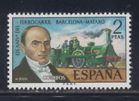 ESPAÑA (1974) SERIE COMPLETA EDIFIL 2173 SELLO NUEVO SIN FIJASELLOS MNH