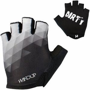 NEW Handup Shorties Glove - Black/White Prizm Short Finger Medium