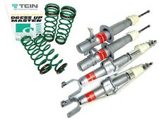 TEIN S.TECH LOWERING SPRINGS + TRUHART SHOCKS SET FOR 89-91 HONDA CRX