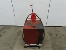 Gasboy 1770ah3 Super Jet 50 Gallon Capacity Manual Fuel Gas Transfer Pump Tank