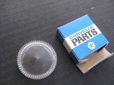 Chrysler Hillman Interior Dome Light Lens NOS