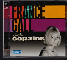 FRANCE Gall...2 CDs...salut les copains