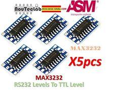 5pcs MAX3232 Mini RS232 Levels To TTL Level Module Serial Converter Board