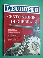 L'EUROPEO 1965 MARILYN MONROE Carroll Baker HARLOW Marlene Dietrich Kim Novak BB