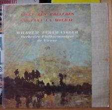 SMETANA/LISZT/FURTWÄNGLER 25cm FRENCH LP DISQUES LA VOIX DE SON MAITRE