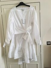 Philip Lim White Dress Size 10 UK BNWT
