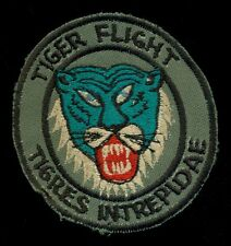 USAF 51st Security Police Osan Korea Tiger Flight Patch RP-1