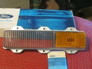 NOS 1970-1971 Ford Thunderbird left side fender marker lens