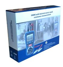 DT-5302 Small Resistance 4-wire Kelvin Ohm Capacitance Voltage Current Amp Meter