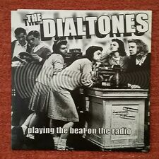 """THE DIALTONES """"Playing The Beat On The Radio"""" 7"""" 45RPM EP ~ PUNK ~ GARAGE"""